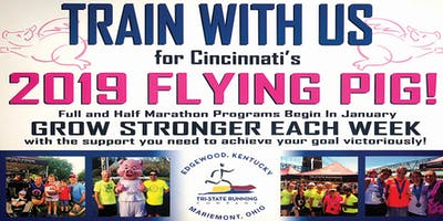 2020 Flying Pig Training Program - Full & Half Marathon