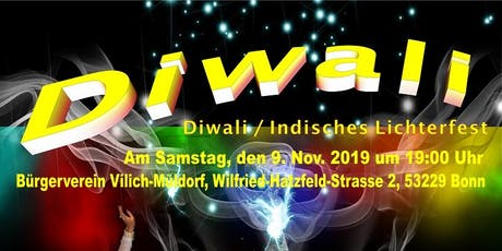 Diwali in Bonn - Lichterfest Tickets