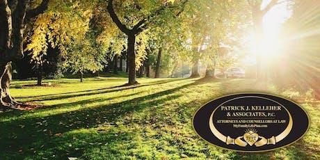 September 26, 2019 - Estate Planning & Elder Law Care Workshop tickets