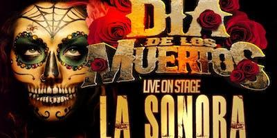 La Sonora Dinamita. Live Full Band. Dia De Los Muertos