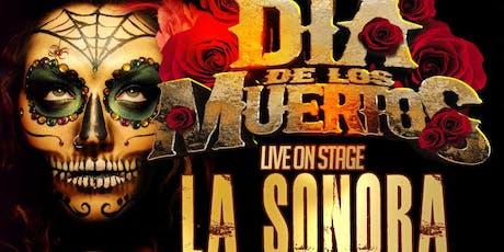 La Sonora Dinamita. Live Full Band. Dia De Los Muertos tickets