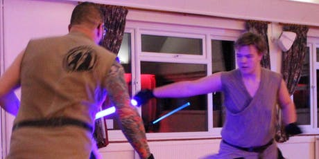Light Fencing Discovery Session - Manchester tickets