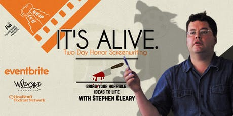It's ALIVE! Two Day Horror Screenwriting tickets