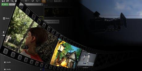 Unreal Engine: Sequencer Fundamentals tickets