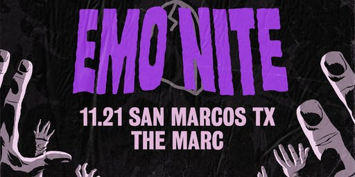 11.21 | EMO NITE at The Marc presented by EMO NITE LA