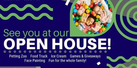 Action Behavior Centers - Stone Oak Open House tickets