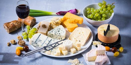 Wine & Cheese Pairing Class tickets