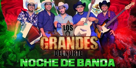 Seguimos con Noches de Banda !!!SABADO 5 DE OCTUBRE  tickets