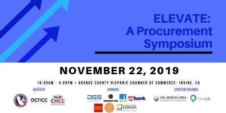 ELEVATE Procurement Symposium - Orange County, CA  tickets