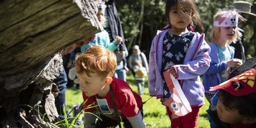 Family Nature Day at Huddart Park - Fall Festivities!