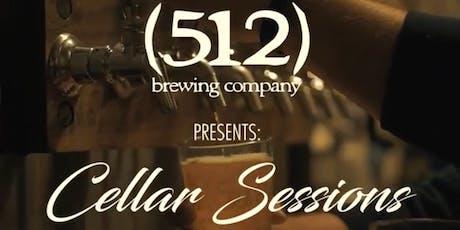 (512) Brewing Company Presents Cellar Sessions - Eggdog tickets