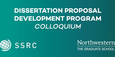 Dissertation Proposal Development (DPD) Program Fall Colloquium 2019