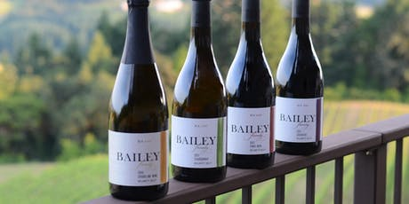 Bailey Family Wines Celebration 2019 tickets