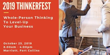 ThinkerFest tickets