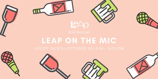 LEAP On The Mic