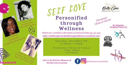 Self Love Personified through Wellness