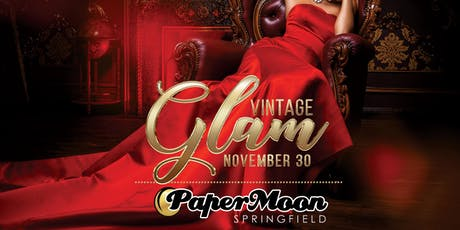 Vintage Glam: Silver Screen Pin Ups Party tickets