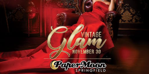 Vintage Glam: Silver Screen Pin Ups Party