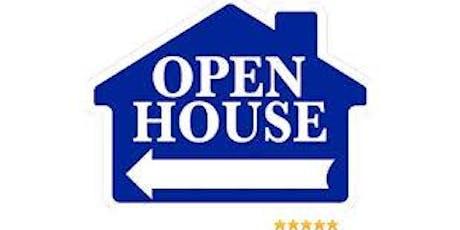 Open House Intensive tickets