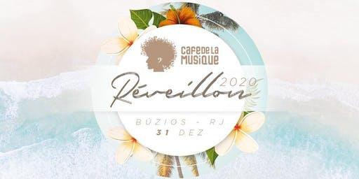 Réveillon Cafe de La Musique 2020 @Búzios