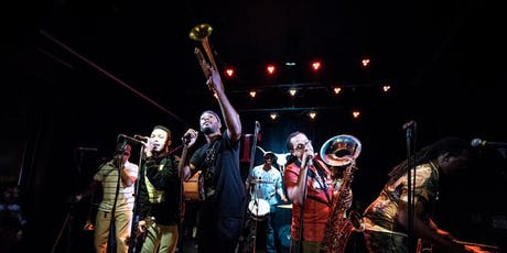 Rebirth Brass Band @ Thalia Hall tickets