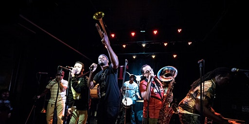 Rebirth Brass Band with Bassel & The Supernaturals @ Thalia Hall
