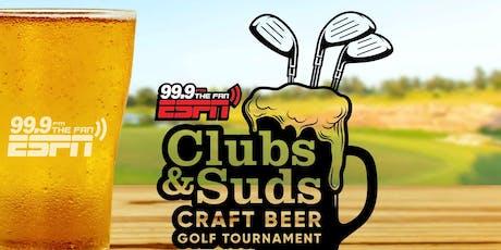 Clubs & Suds Craft Beer Golf Tournament tickets