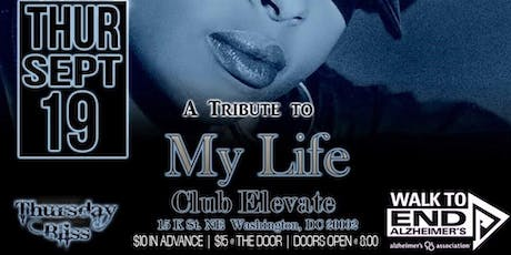 Thursday Bliss Presents: A Tribute to Mary J. Blige's My Life tickets