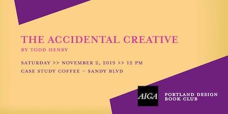 AIGA Portland Design Book Club, November 2019 tickets