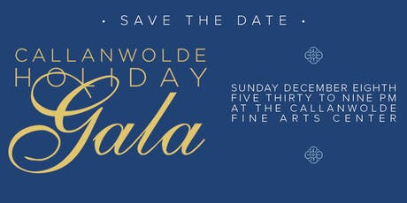 Callanwolde Holiday Gala ingressos