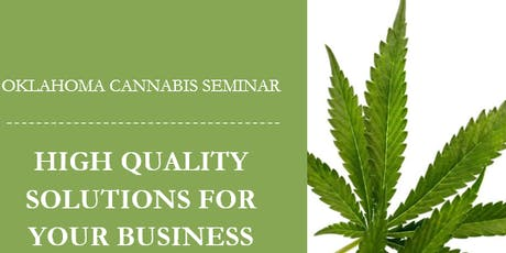 Oklahoma Cannabis Seminar - State Compliance, Accounting & Tax tickets