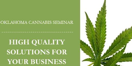 Oklahoma Cannabis Seminar - State Compliance, Accounting & Tax