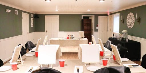 Paint & Sip at The Dahlonega Square Hotel & Villas