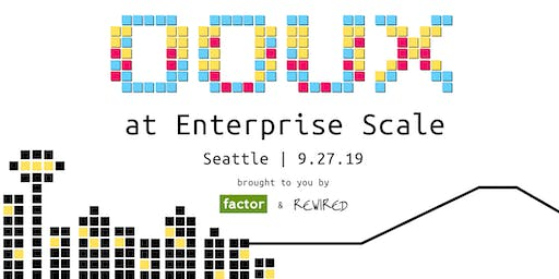 Object-Oriented UX at Enterprise Scale: a Taxonomy & IA Workshop