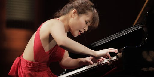 Rachel Cheung, winner of the Audience Award Van Cliburn 2017