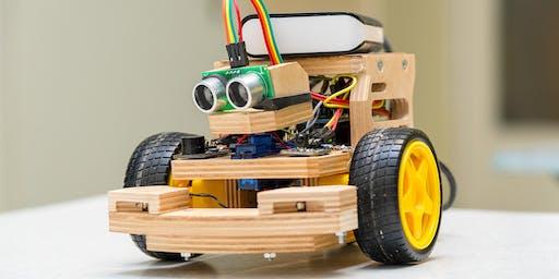 Robotics for Adults (18+)