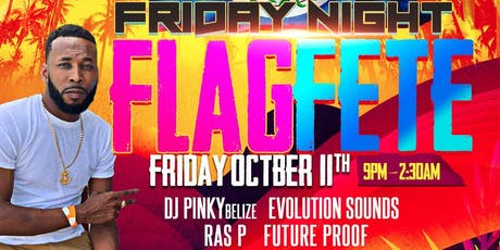 FLAG FETE tickets