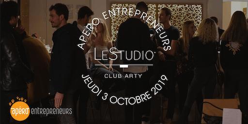Apéro Entrepreneurs Paris @ LeStudio | Jeudi 3 octobre 2019
