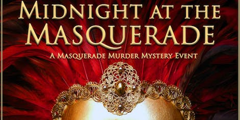 Murder Mystery Masquerade