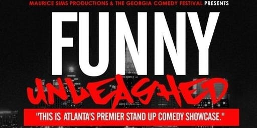 Funny Unleashed @ Suite Food Lounge