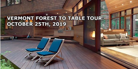 Vermont Forest to Table  Bus Tour tickets