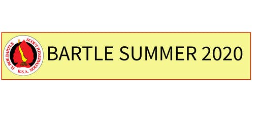 Camp Bartle Summer 2020