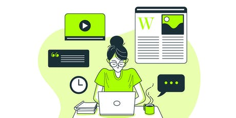 Just Write Already! Content Creation Sessions tickets