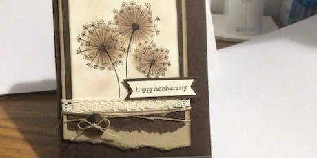Wednesday Class-Stamp & Relax-Vancouver's Stampin' Card Event tickets