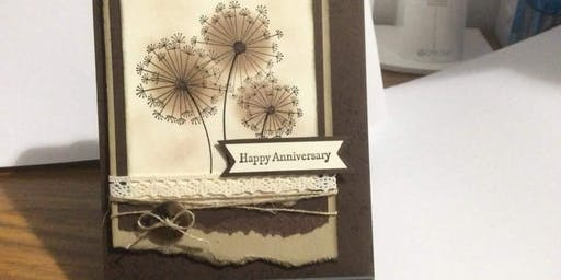 Wednesday Class-Stamp & Relax-Vancouver's Stampin' Card Event