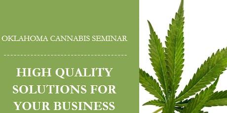 Oklahoma Cannabis Seminar - State Compliance, Accounting & Tax tickets