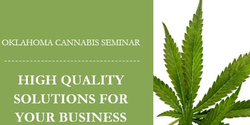 Oklahoma Cannabis Seminar - State Compliance, Accounting & Tax