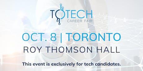 TOTech Career Fair tickets