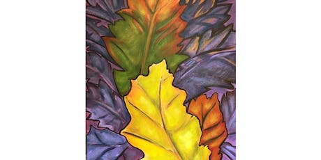 Autumn Leaves inspired by Georgia O'Keeffe tickets