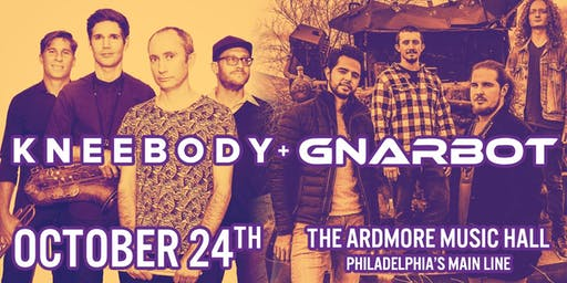 Kneebody + Gnarbot